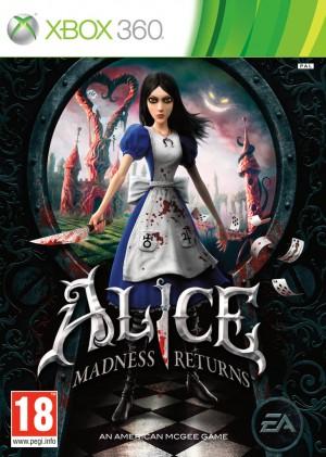 Copertina Alice: Madness Returns - Xbox 360