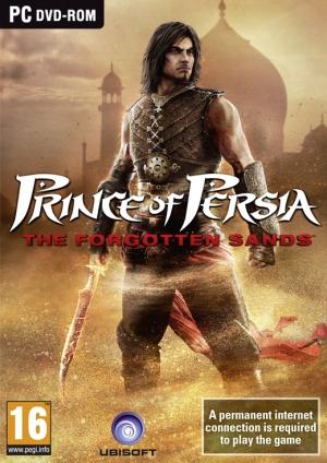 Copertina Prince of Persia: Le Sabbie Dimenticate - PC