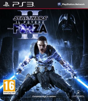 Copertina Star Wars: The Force Unleashed 2 - PS3