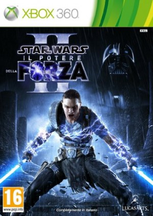 Copertina Star Wars: The Force Unleashed 2 - Xbox 360