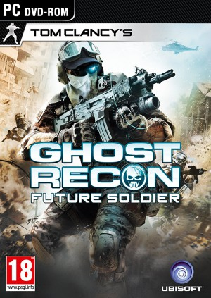 Copertina Ghost Recon: Future Soldier - PC