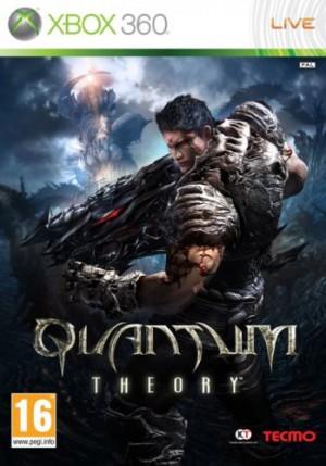 Copertina Quantum Theory - Xbox 360