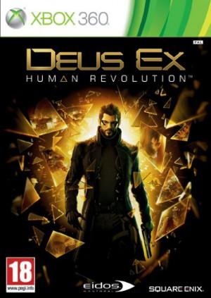 Copertina Deus Ex: Human Revolution - Xbox 360