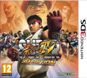 Copertina Super Street Fighter IV - 3DS