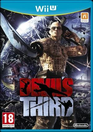 Copertina Devil's Third - Wii U