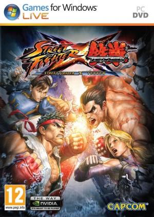 Copertina Street Fighter X Tekken - PC
