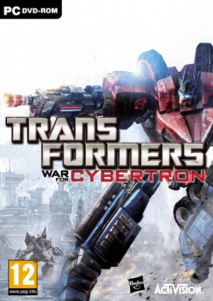 Copertina Transformers: War for Cybertron - PC