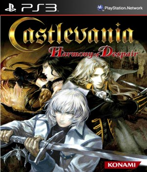 Copertina Castlevania: Harmony of Despair - PS3