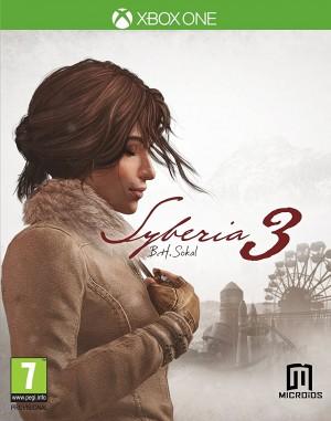 Copertina Syberia 3 - Xbox One