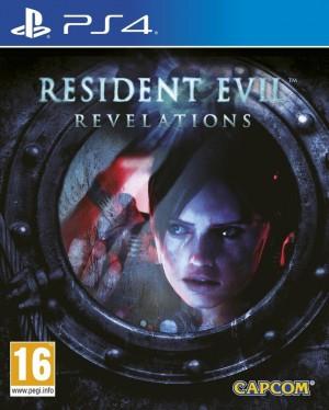 Copertina Resident Evil: Revelations - PS4