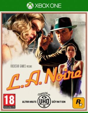 Copertina L.A. Noire - Xbox One