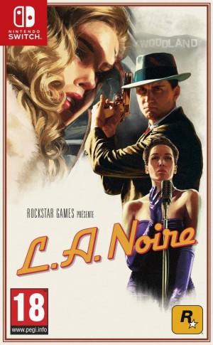 Copertina L.A. Noire - Switch