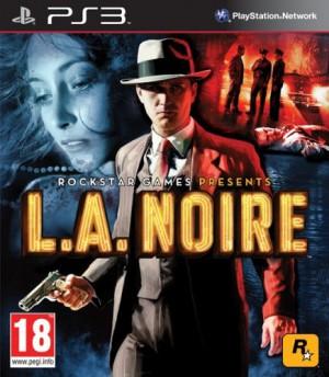 Copertina L.A. Noire - PS3