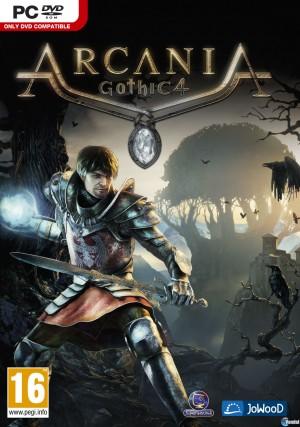 Copertina Gothic IV: Arcania - PC