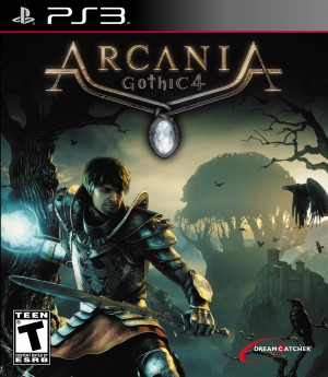 Copertina Gothic IV: Arcania - PS3