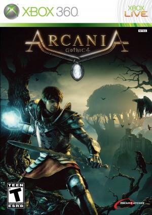 Copertina Gothic IV: Arcania - Xbox 360