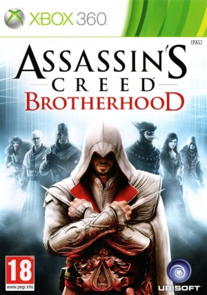 Copertina Assassin's Creed: Brotherhood - Xbox 360