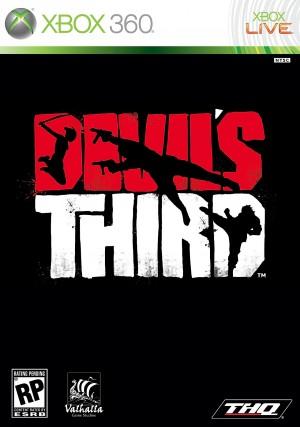 Copertina Devil's Third - Xbox 360