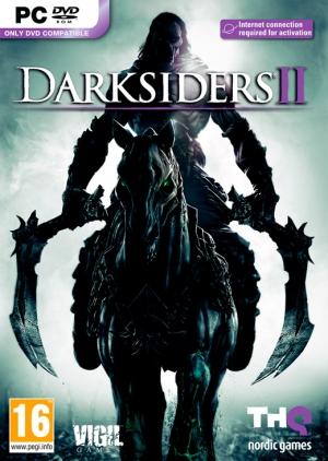 Copertina Darksiders II - PC