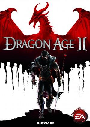 Copertina Dragon Age II - PC