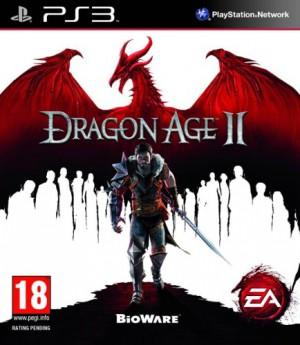 Copertina Dragon Age II - PS3