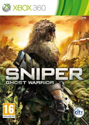 Copertina Sniper: Ghost Warrior - Xbox 360