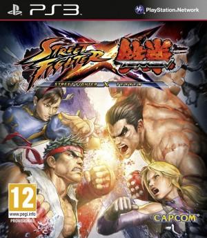 Copertina Street Fighter X Tekken - PS3