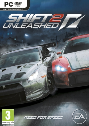 Copertina Shift 2 Unleashed - PC