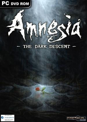Copertina Amnesia: The Dark Descent - PC