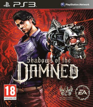 Copertina Shadows of the Damned - PS3