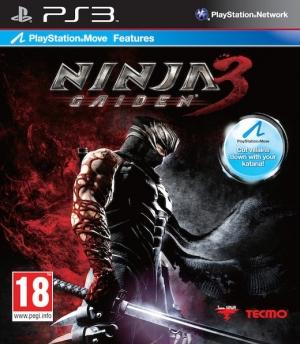 Copertina Ninja Gaiden 3 - PS3
