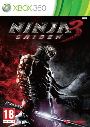 Copertina Ninja Gaiden 3 - Xbox 360