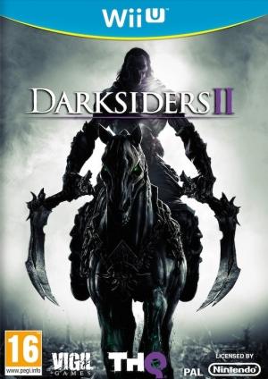 Copertina Darksiders II - Wii U