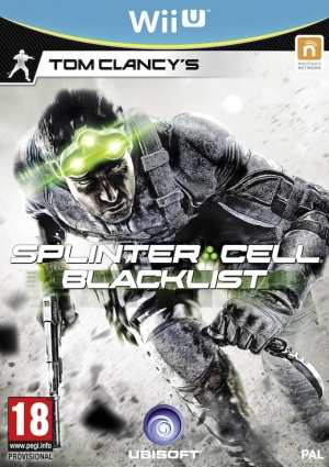 Copertina Splinter Cell Blacklist - Wii U