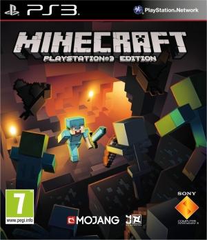 Copertina Minecraft - PS3