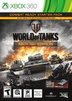 Copertina World of Tanks - Xbox 360