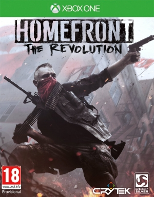 Copertina Homefront: The Revolution - Xbox One
