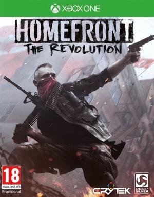 Copertina Homefront: The Revolution - Xbox One