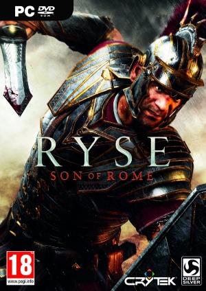 Copertina Ryse Son of Rome - PC