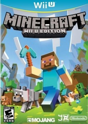 Copertina Minecraft - Wii U