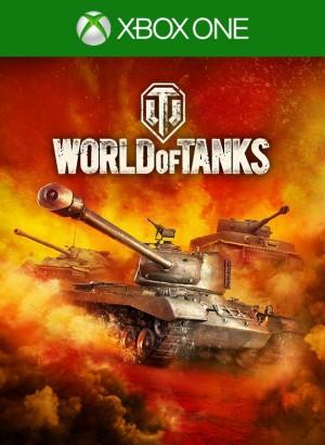 Copertina World of Tanks - Xbox One