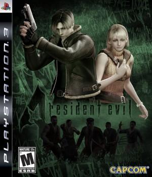 Copertina Resident Evil 4 HD - PS3