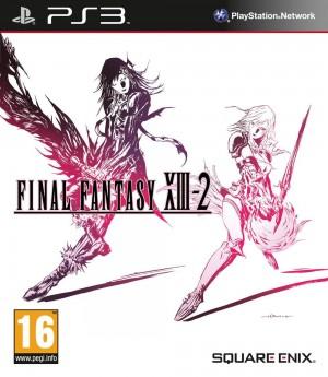 Copertina Final Fantasy XIII-2 - PS3
