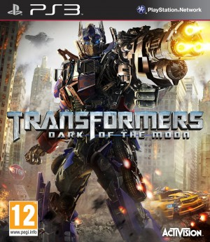 Copertina Transformers: Dark of the Moon - PS3