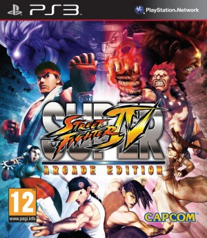 Copertina Super Street Fighter IV: Arcade Edition - PS3