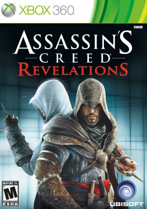 Copertina Assassin's Creed: Revelations - Xbox 360