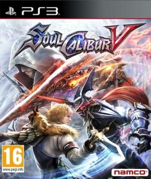 Copertina Soul Calibur V - PS3