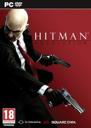Copertina Hitman Absolution - PC