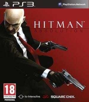 Copertina Hitman Absolution - PS3