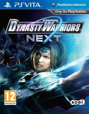 Copertina Dynasty Warriors Next - PS Vita